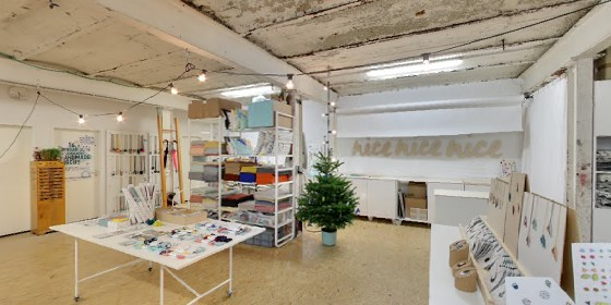 Virtueller Rundgang durch das Design Atelier Aachen